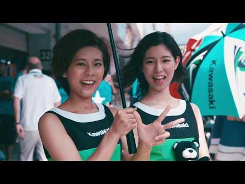 Kawasaki Team Green 2018 Suzuka 8 Hours