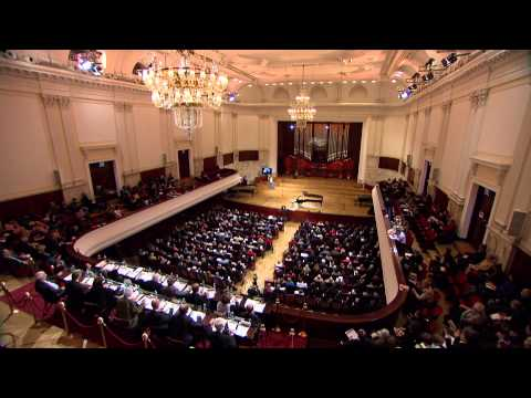 stage II, 10.10.2015 (10 a.m.–2 p.m.) 17th Chopin Piano Competition
