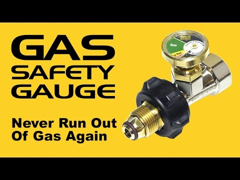 Gas Safety Gauge Demonstration