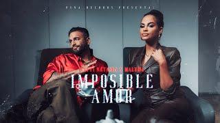 Natti Natasha x Maluma - Imposible Amor [Official Video]