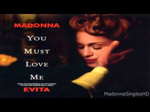 Madonna - You Must Love Me (Single Version)