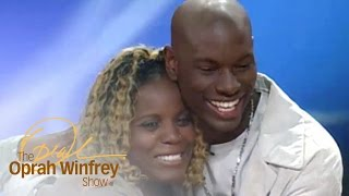 Tyrese's Mother's Day Surprise | The Oprah Winfrey Show | Oprah Winfrey Network
