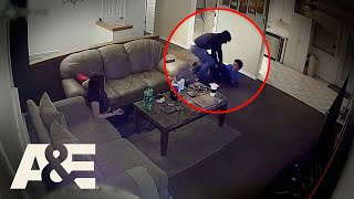Man Fights Off Armed Home Invader to Protect Fiancé | I Survived a Crime | A&E
