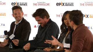 The LA Times Envelope Screening Series: 'Out of the Furnace' 1/4