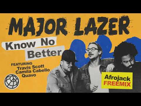 Know No Better (Afrojack Remix)