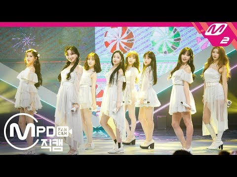[MPD직캠] 러블리즈 직캠 4K 'Candy Jelly Love+찾아가세요' (Lovelyz FanCam) | @MCOUNTDOWN_2019.01.03