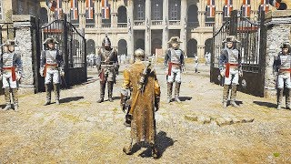 Assassin's Creed Unity Brutal Guillotine Rampage & Finishing Moves
