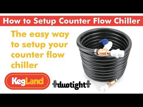 Kegland Counter Flow Chiller