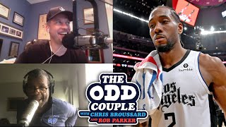 Chris Broussard & Rob Parker - Where Do Clippers Rank Among All-Time Choke Jobs?