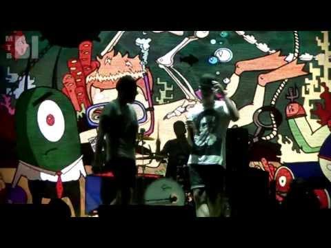 Anacondaz - Дома Посижу (Live at KUBANA 2013)