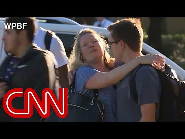 退學生血洗母校 佛州校園槍擊慘案釀17死