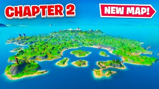 NEW MAP! - FORTNITE CHAPTER 2 LIVE Gameplay (Season 11)