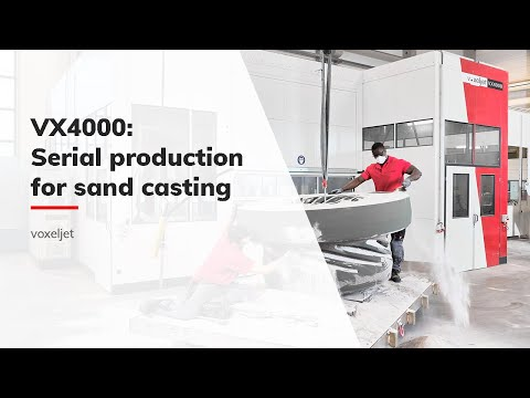 VX4000 Sand Process