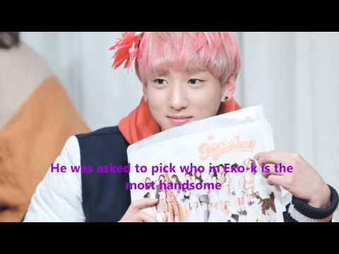 Do Kyungsoo Male idol Fanboys [ Part 1]