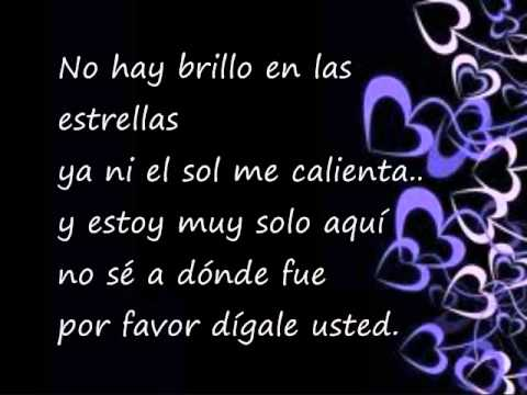 Baixar Digale- David Bisbal ( with lyrics in Spanish and english translation)