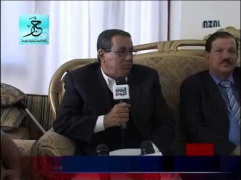ملتقي شباب الوحدة يكرم الشيخ صادق امين ابوراس