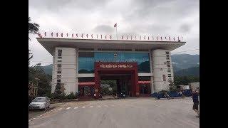 cửa khẩu Bắc Phong Sinh - Tỉnh Quảng Ninh