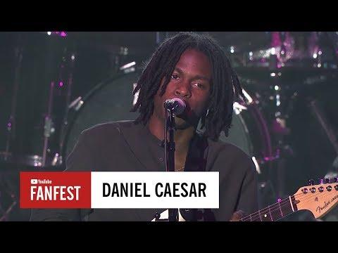 Daniel Caesar @ #YouTubeBlack FanFest Washington D.C. 2017
