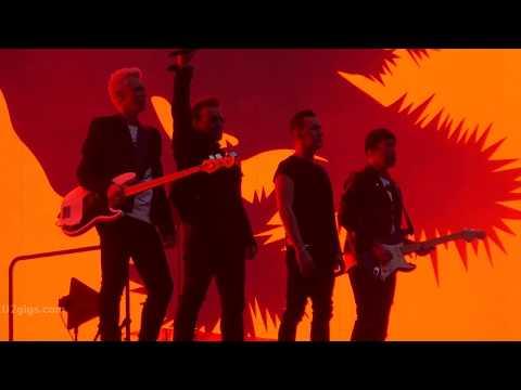 U2 Where The Streets Have No Name, Paris 2017-07-26 - U2gigs.com