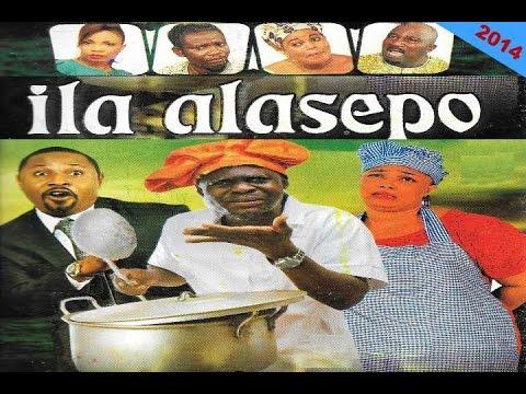 ilá Alásèpọ̀ - Yoruba