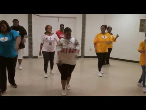 Booty Wurk - Booty Work Line Dance - INSTRUCTIONS