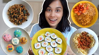 what i eat in a week | clickfortaz