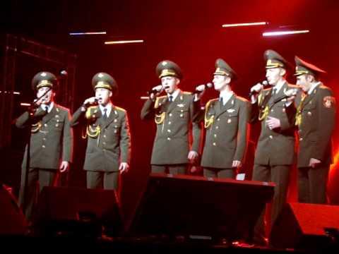 Чартова дюжина 2010 - хор Александрова