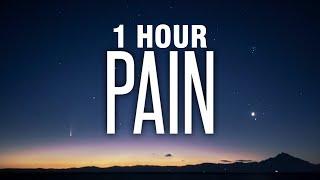 [1 HOUR] Nessa Barrett - Pain (Lyrics)