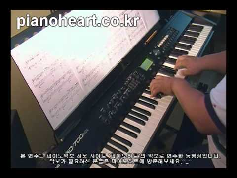 Taeyeon (태연) - 가까이 (Closer) - To The Beautiful You OST piano cover