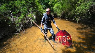 Exploring Most Polluted River In Urban City!! (major pollution)