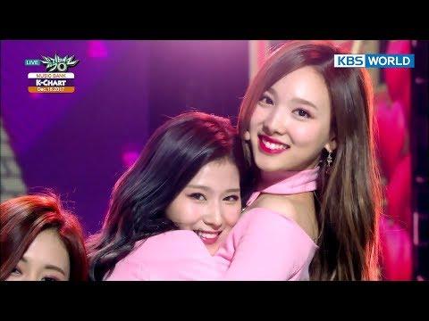 [Music Bank K-Chart] 3rd Week of December - B.A.P, TWICE (2017.12.15)