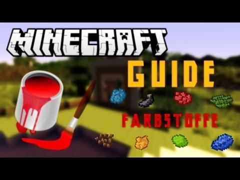 Baixar FARBTOFFE IN MINECRAFT [TUTORIAL] [HD] | MC Guide