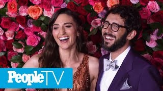 The 2018 Tony Awards: See All Of The Stars Hitting The Red Carpet At Broadway's Big Night | PeopleTV