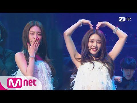 [KCON 2018 LA] CHUNG HA - Love UㅣKCON 2018 LA x M COUNTDOWN 180824 EP.584