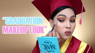 Graduation Makeup Look! Slay it Gorgeous!
