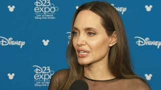 Angelina Jolie Says She 'Ugly Cried' Sending Son Maddox to College (Exclusive)