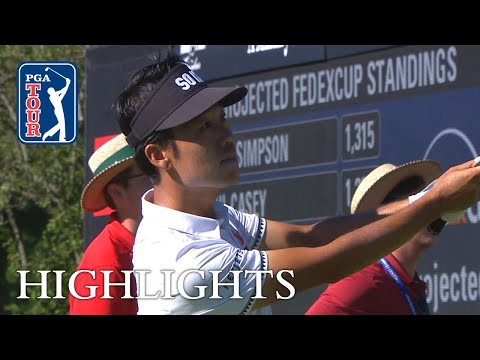 Kevin Na's Highlights | Round 4  | The Greenbrier 2018