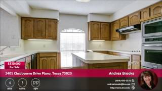 2401 Chadbourne Drive Plano, Texas 75023 | For Sale