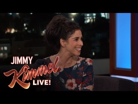 Sarah Silverman on Near Death Experience & Boyfriend Michael Sheen
