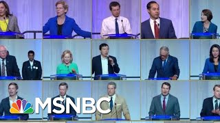 Joe Biden Clashes With Dem Rivals As First Debate Looms | The Beat With Ari Melber | MSNBC