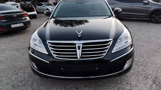 2010 HYUNDAI EQUUS / KOREAN USED CAR FOR EXPORT YJ INTERNATIONAL