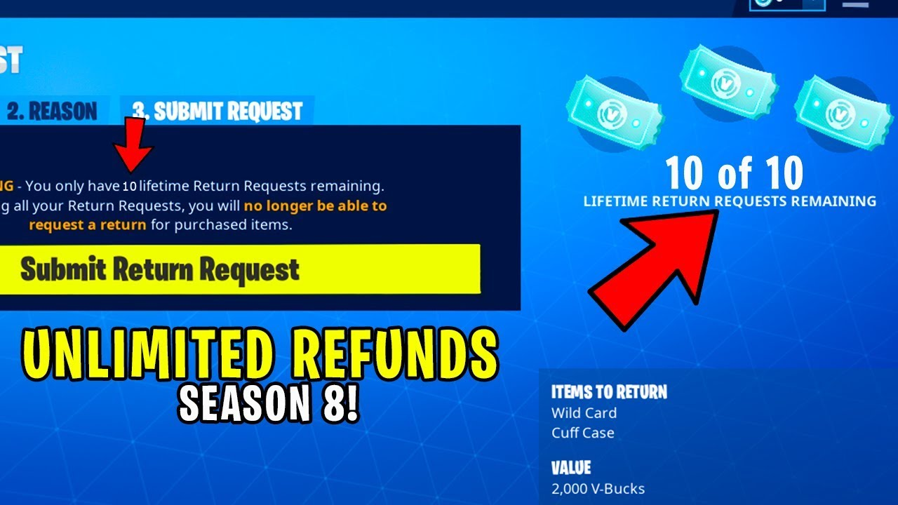 how+to+get+more+refunds+in+fortnite
