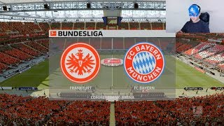 Fifa 20 - Eintracht Frankfurt vs Bayern Munich