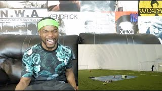 SIDEMEN TOTAL WIPEOUT FOOTBALL CHALLENGE Reaction!!