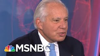 President Donald Trump Comments On The Fed, Family, Michael Cohen, And More | Velshi & Ruhle | MSNBC