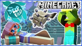 Taking on a Sea Temple!!   The Deep End   Ep.8