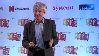 Les Binet and Peter Field present their new research 'Effectiveness in Context' at EffWeek #2018