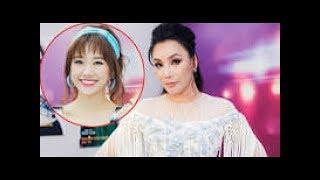 Bà xã Trấn Thành chiếm chỗ giám khảo Hồ Quỳnh Hương tức tối bỏ show
