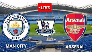 🔴Trực tiếp||Manchester City vs Arsenal Premier League 2020-2021||Pes17