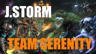 J.Storm vs. Team Serenity Game 4  Grand Finals | WSOE | Dota 2